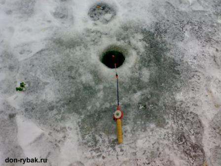 рыбалка прикормки зима