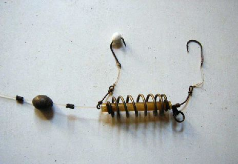 ловля карася на технопланктон со дна