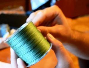 Цвет плетеной лески